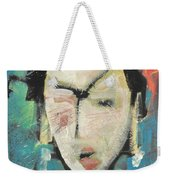 Geisha Weekender Tote Bag