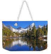 Gem Of The Sierras Weekender Tote Bag