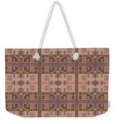 Gemma Abstract 1 Weekender Tote Bag