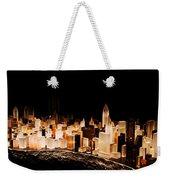 Gemstone City Weekender Tote Bag