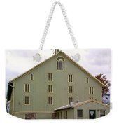General And President Dwight D. Eisenhower Old Barn Weekender Tote Bag