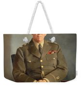 General George C Marshall Weekender Tote Bag
