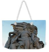 General George Meade Memorial -- Right Side Weekender Tote Bag