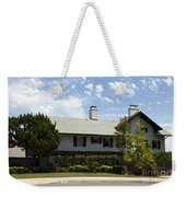 General George S Patton Family Home Weekender Tote Bag