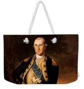 General George Washington  Weekender Tote Bag