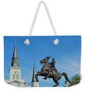 General Jackson Statue Weekender Tote Bag