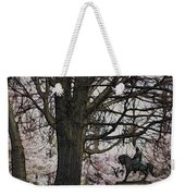 General Meade In The Cherry Blossoms Weekender Tote Bag
