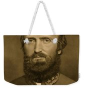General Stonewall Jackson 1871 Weekender Tote Bag by Anonymous