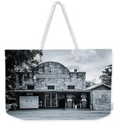 General Store In Independence Texas Bw Weekender Tote Bag