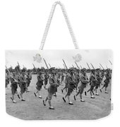 General Wu Pei-fu Troops Weekender Tote Bag