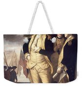 Generals At Yorktown, 1781 Weekender Tote Bag