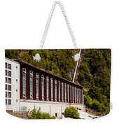 Generator House Of Hydro-electric Power Plant Weekender Tote Bag