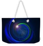 Genesis Digital Art Weekender Tote Bag