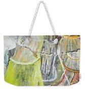 Geneva's Disco Weekender Tote Bag