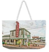 Gennaro's Weekender Tote Bag by Scott Pellegrin