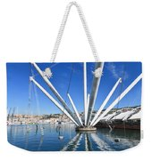 Genova - Porto Antico Weekender Tote Bag