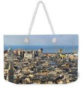Genova. Panoramic View Weekender Tote Bag
