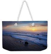 Gentle Evening Waves Weekender Tote Bag