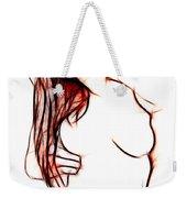 Gentle Lover Weekender Tote Bag