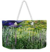 Gentle Shadows Weekender Tote Bag