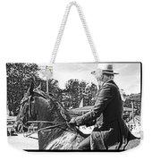 Gentleman Rider Weekender Tote Bag