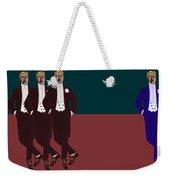 Gentlemen Weekender Tote Bag