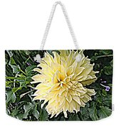 Gentleness In The Garden Weekender Tote Bag