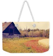 Gently Call Out Weekender Tote Bag