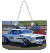 Geoghegan's Mustang Weekender Tote Bag