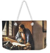 Geographer, 1669  Weekender Tote Bag