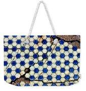 Geographic Tile Weekender Tote Bag