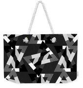 Geometric 12 Weekender Tote Bag by Mark Ashkenazi