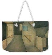 Geometric Abstraction II Weekender Tote Bag