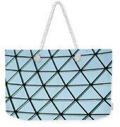 Geometric Charm Weekender Tote Bag