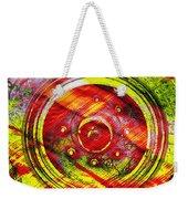 Geometric Colors  Weekender Tote Bag