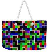 Geometric Pattern 2 Weekender Tote Bag