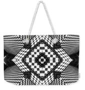 Geometric Progression Weekender Tote Bag