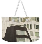 Geometric Shapes In Architecture Weekender Tote Bag