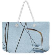 Geometry Grass Weekender Tote Bag