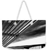 Geometry Lesson Palm Springs Tram Station Weekender Tote Bag