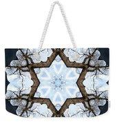 Geometry Tree Weekender Tote Bag