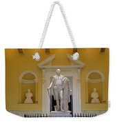 Georg Washington Statue - Capitol Richmond Weekender Tote Bag