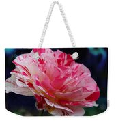 George Burns Floribunda Rose Weekender Tote Bag