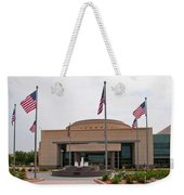 George Bush Presidential Library Weekender Tote Bag