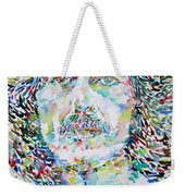 George Harrison Portrait.2 Weekender Tote Bag