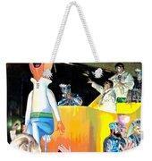 George Jetson Poster Weekender Tote Bag