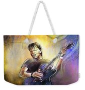 George Thorogood In Cazorla In Spain 02 Weekender Tote Bag