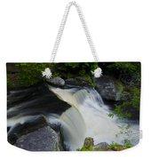 George W Childs Park Waterfall Weekender Tote Bag