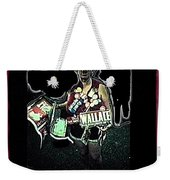 George Wallace Supporter Dem Nat'l Convention Collage Miami Beach Florida 1972-2008 Weekender Tote Bag