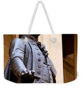 George Washington Weekender Tote Bag by Brian Jannsen